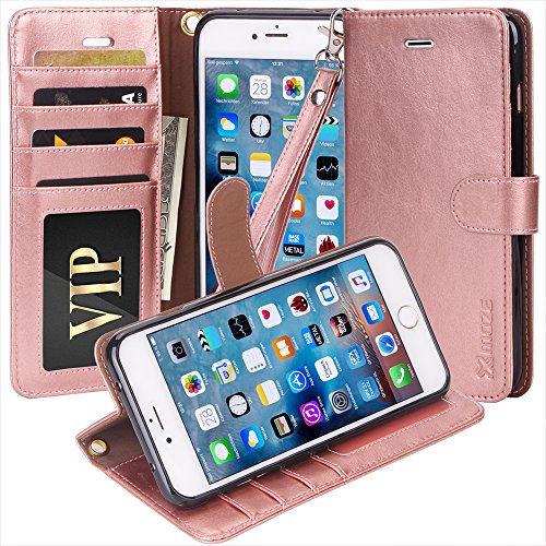 iPhone Wallet Slots Feature Leather