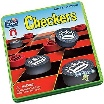 Take 'N' Play Anywhere - Checkers