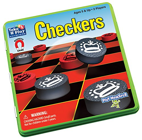 Take 'N' Play Anywhere - (Large Checkerboard)
