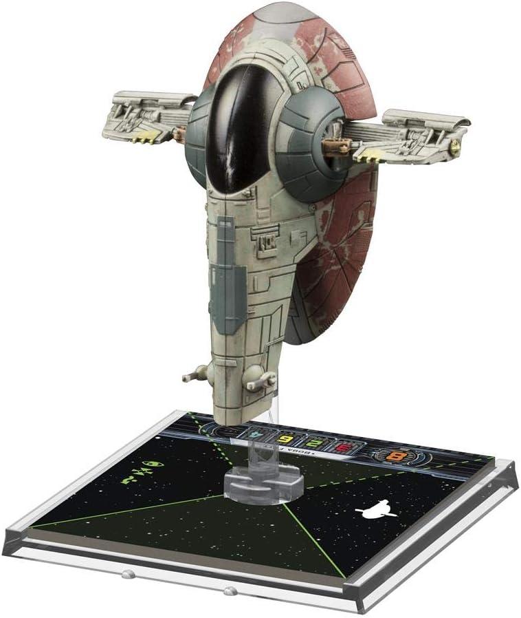 Fantasy Flight Games Star Wars X-Wing Esclavo 01: Amazon.es: Juguetes y juegos