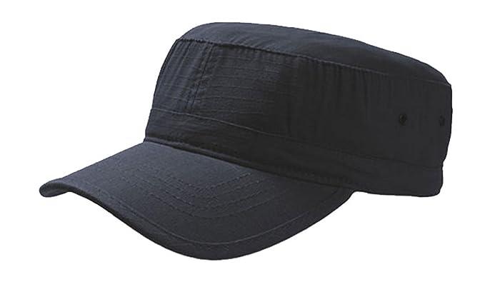 Sombreroshop Gorra Militar Gorras Militares (Talla única - Azul ...