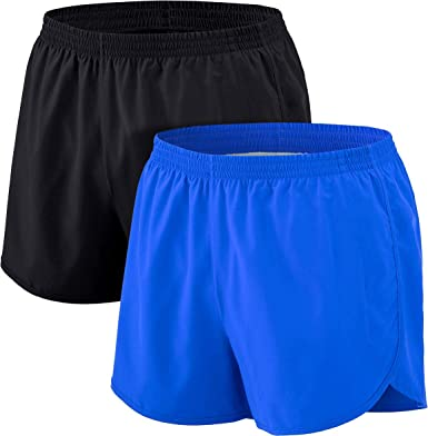 WICKING SHORTS XS-XL 2X 3X 4X UNLINED ATHLETIC CUT MEN/'S LIGHTWEIGHT RUNNING
