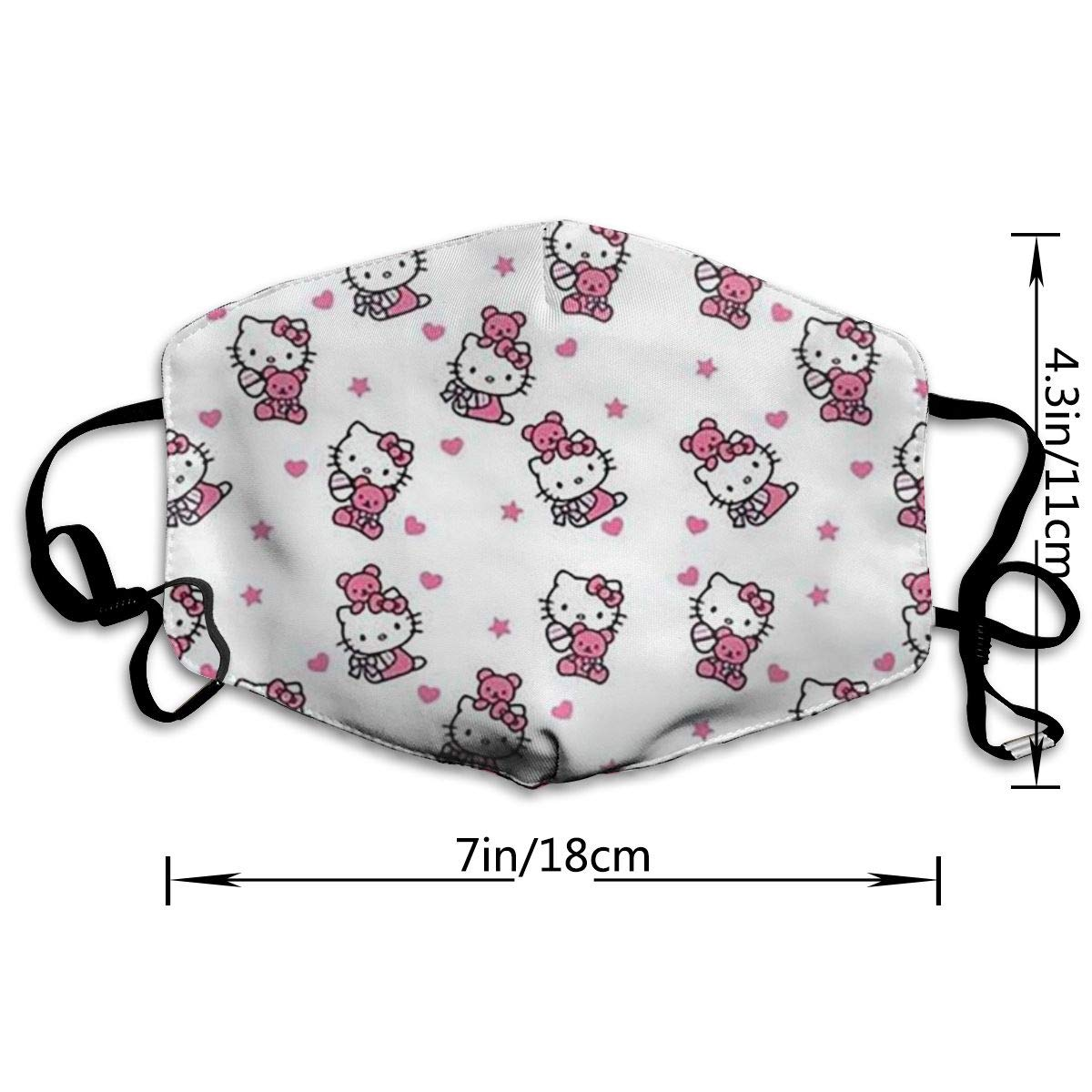 hello kitty disposable face mask