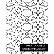Amazon com: Daily Template Of Cash Flow Statement