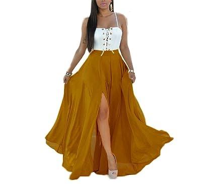 Xanthedoris Hot Selling Long Beach Casual Vestidos Spaghetti Strap Cordas Branco Top Solto Mulheres Vestido Maxi