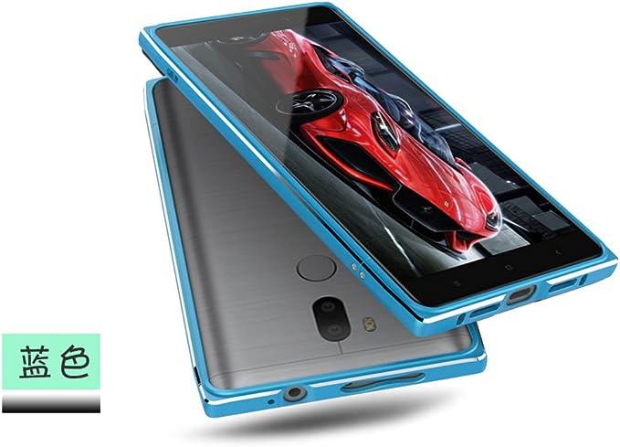 DAYJOY - Parachoques de Aluminio para Xiaomi Mi 5s Plus, diseño de ...