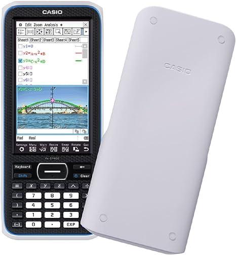 Casio FX-CP400 - Calculadora gráfica con CAS, 21.1 x 89 x 206mm ...