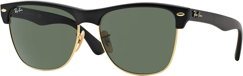 ray ban black rimmed glasses