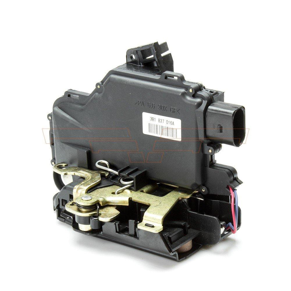 1H6 1H2 Bora Variant 2005/avec verrouillage central mod/èles 1998 Serrure de porte de micro-interrupteur avant droit pour tous les Bora