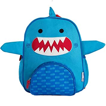 d23be043ef11 Zoocchini Kids Backpack-Sherman The Shark