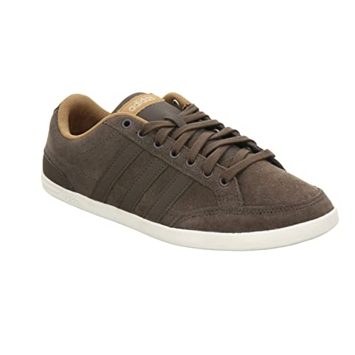 zapatillas adidas hombre marron