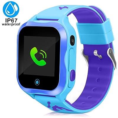 DUIWOIM Kids Smartwatch (Blue)