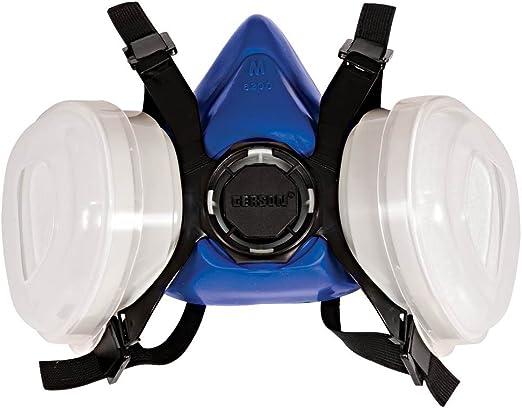 concrete respirator mask