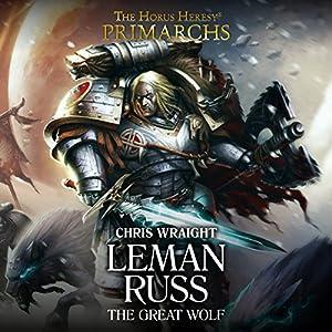 Leman Russ: The Great Wolf Audiobook