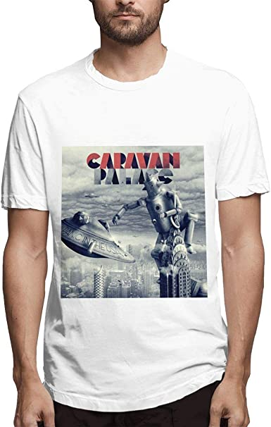 MathewAARice Camisa romántica de Caravan Palace para Hombre ...