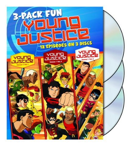 The 9 best young justice complete series dvd 2019