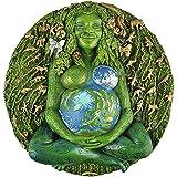 Millenial Gaia Plaque - Artist Oberon Zell