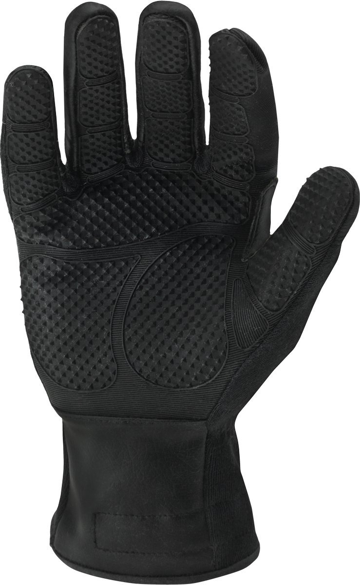 Heat Resist Gloves L PR Kevlar Black