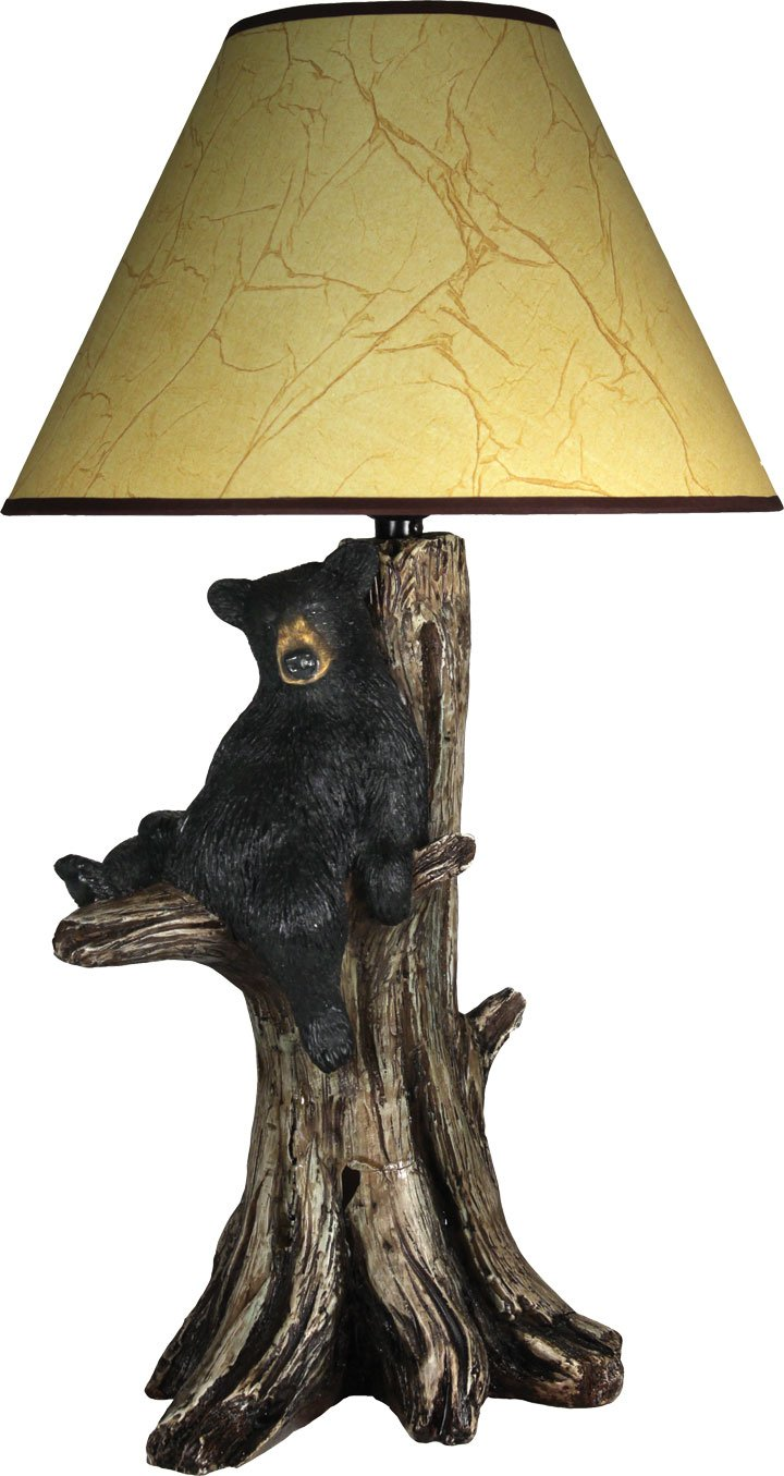 Amazon rep new design bear table lamp 485 sports outdoors geotapseo Choice Image