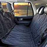 Pet Seat Covers for Car - Dog Hammock Bed Waterproof for Most Cars - Trucks - Automotives and SUVs (58x54 inches)