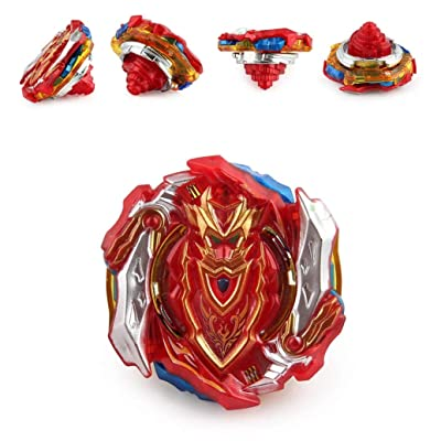StormGyro Booster Burst B-129 Cho-Z Achilles.00.Dm Starter Spinning Toy Without Launcher & Grip: Toys & Games