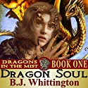 Dragon Soul: Dragons in the Mist, Book 1 Audiobook by B.J. Whittington Narrated by Mike Ortego