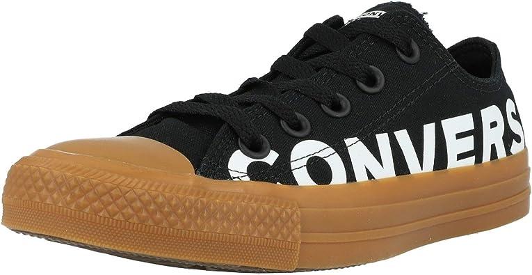 Converse Chuck Taylor All Star Wordmark Ox Blackgum Honey