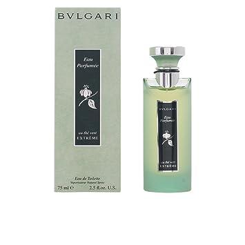 BVLGARI Extrême Eau de toilette parfumée au thé vert pour hommes et femme  75 ml d8fd7cf2efc