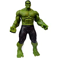 ANVITTOYWORLD Anvit Toy World Comic/Movie Super Hero Legends - 12 Inch Action Figure Toy with Sound and Batteries (Thanos) (Hulk)
