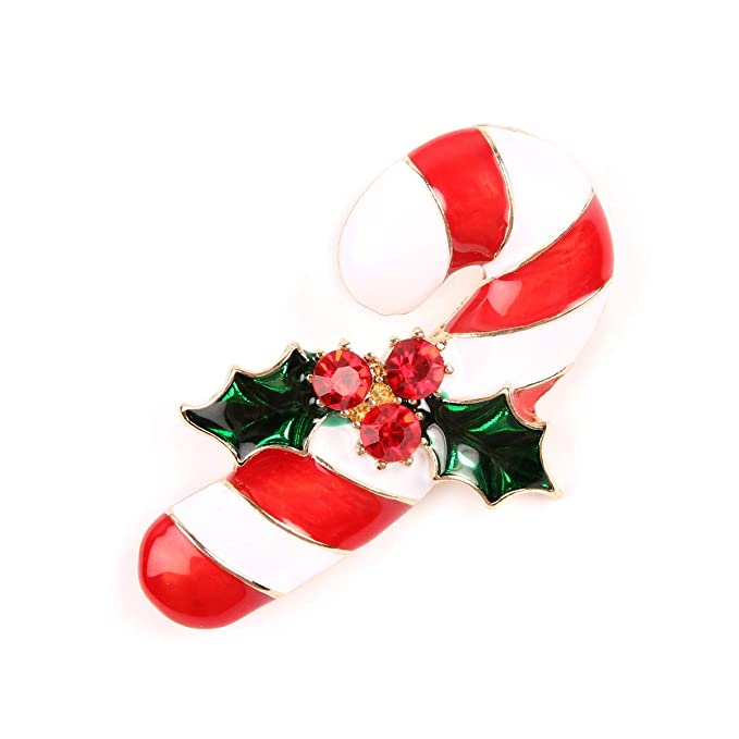 Patriotic Christmas.Amazon Com Charm Lapel Pin Brooch Rhinestone Cubic
