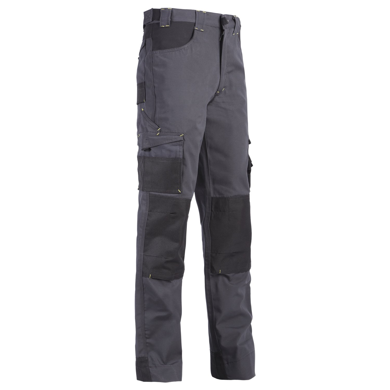 North Ways 1204 Adam Pantalon Taille 46 Gris