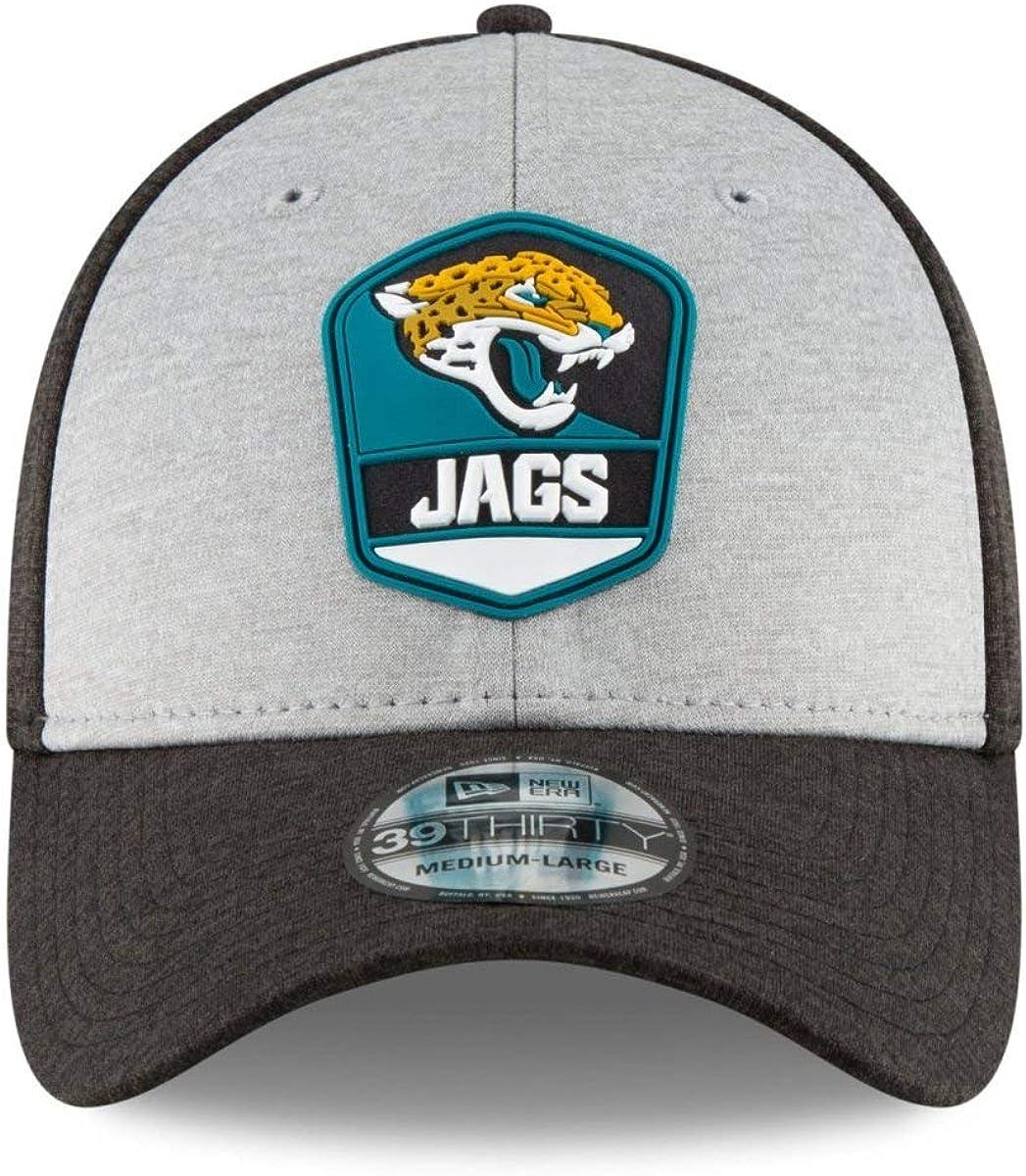 M//L New Era 39Thirty Cap Sideline Away Jacksonville Jaguars