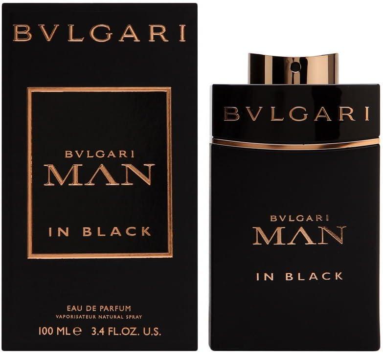 Bvlgari Bvlgari Man In Black Agua de Perfume - 450 gr
