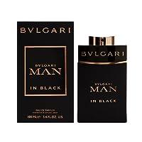Bvlgari Man in Black Eau de Parfum Spray for Men, 3.4 Ounce