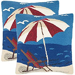 61Mxr3c-2YL._SS300_ 100+ Coastal Throw Pillows & Beach Throw Pillows