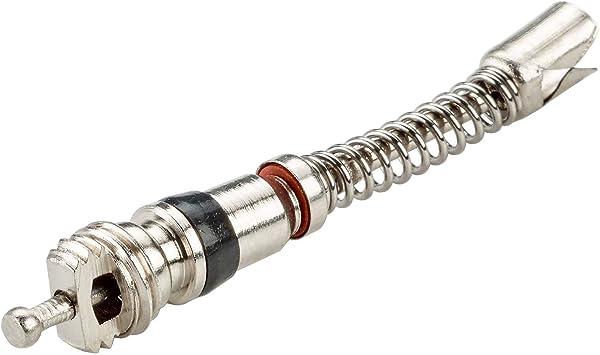 100x Ventileinsatz Autoreifen Trc1 L Hofmann Power Weight Ventil Einsatz Vernickelt Ventileinsatz Auto Reifenventil Baumarkt