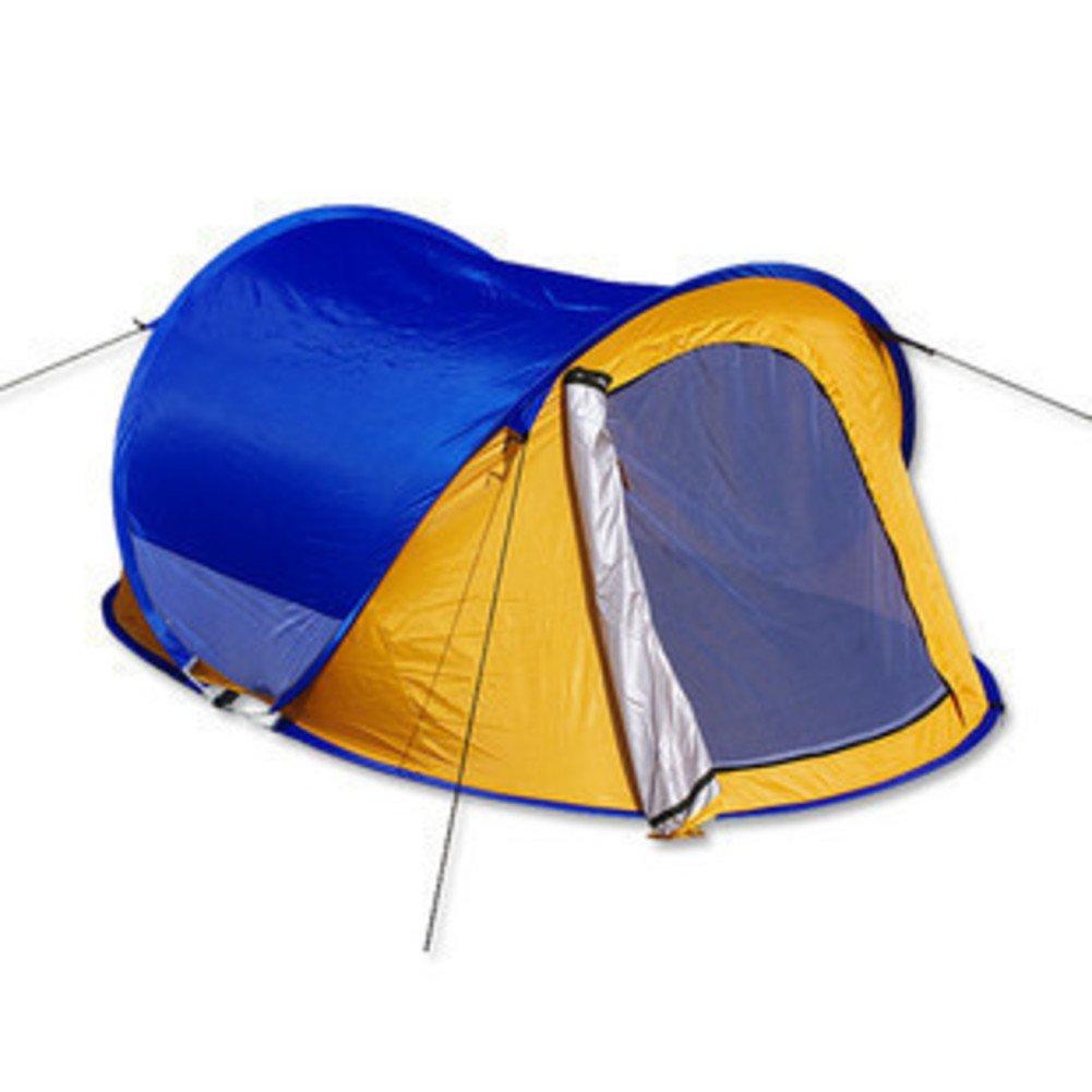 Weiwei Outdoor-camping Zelt, Automatische Schnelle Offenen Zelt 2-3 Double Tunnelzelt