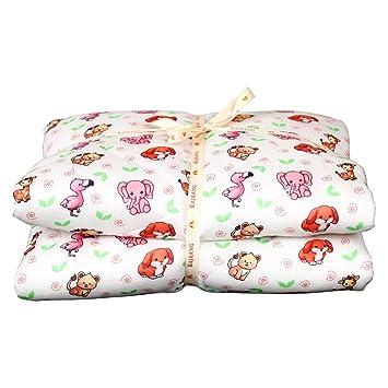 8011981b6f5ba5 Baby Decke Baumwolle Blanket Rosa Krabbeldecke Erstlings decke Baby baby  Born Cozy baby bettdecken decke baby