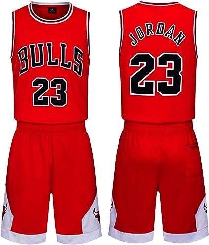 Dioxide Homme NBA Michael Jordan # 23 Chicago Bulls Short de
