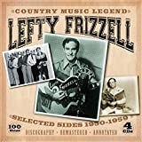 Country Music Legend-Selected Sides 1950-1959