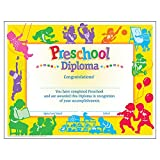 Classic Preschool Diploma pack of 30