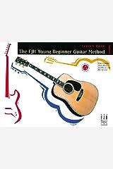 Young Beginner Guitar Method: Lesson Book 1 Sheet music