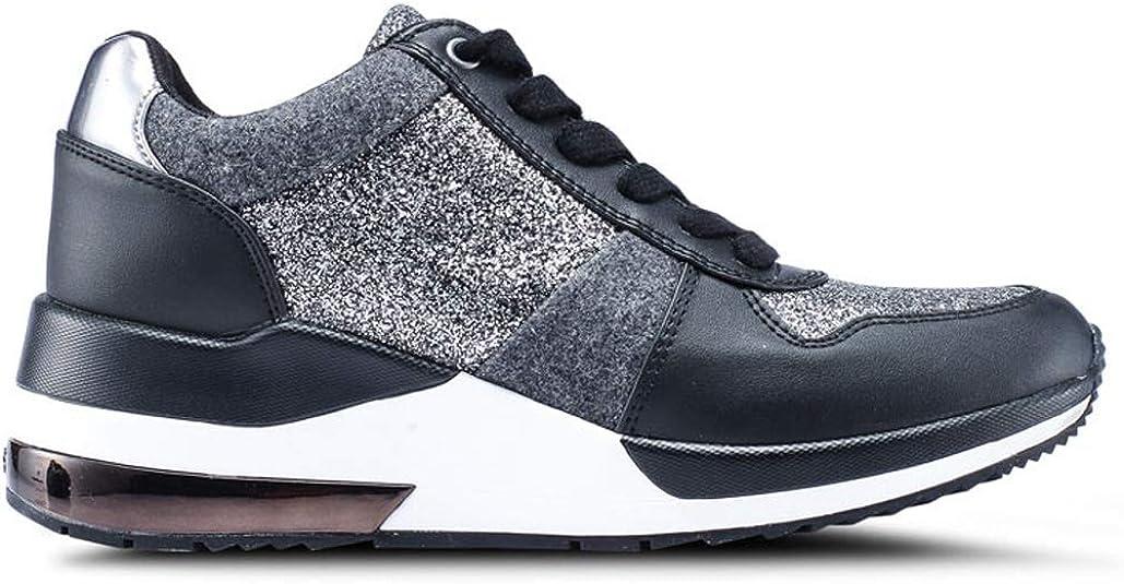 Guess Black Sneakers Janett (40 - Black
