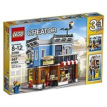 LEGO Creator Corner Deli Building Kit (467 Piece)