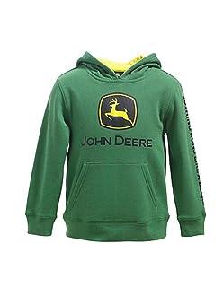 John Deere Trademark green hoodie