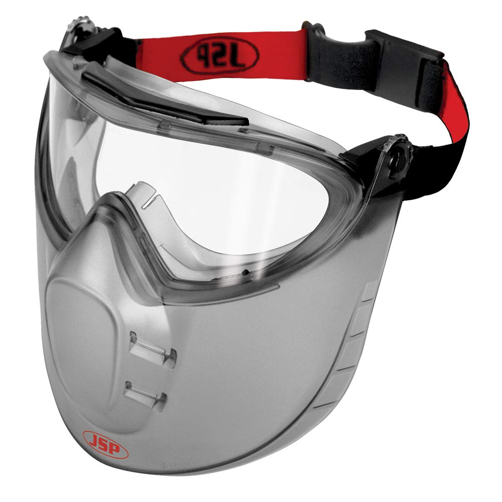 JSP AGW010-603-000 Stealth 9200 - Gafas faciales protectoras, clase N