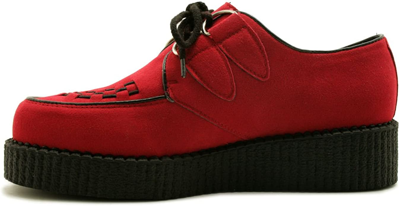 Platform Creeper Sneaker Pumps