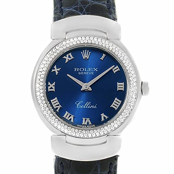 Rolex Cellini cuarzo mujer reloj 6671 (Certificado) de segunda mano