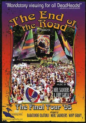 DVD : Wavy Gravy - The End of the Road: The Final Tour '95 (DVD)