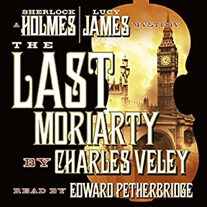 The Last Moriarty Audiobook